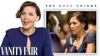 Maggie Gyllenhaal Breaks Down Her Career, from 'Donnie Darko' to 'The Dark Knight'| Vanity Fair
