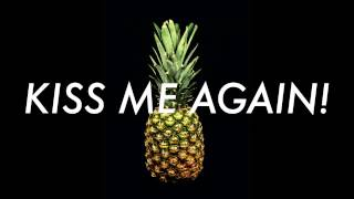 THE DRUMS - Kiss Me Again (Lyric Video)
