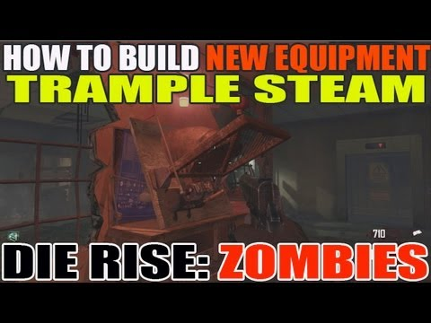 Die Rise How To Build: Trample Steam Black Ops 2 Revolution DLC