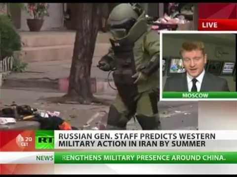 Russia warns attack on Iran World War III coming this summer (Feb 14, 2012)