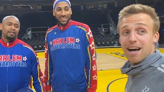 Soccer Star challenges Harlem Globetrotter to Epic Rematch | HORSE Edition