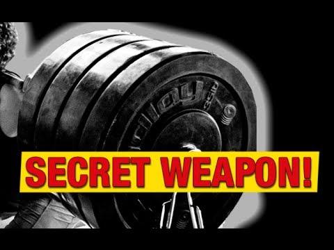 Squat Technique (SECRET WEAPON FOR HEAVIER SQUATS!)