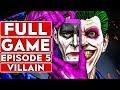 Batman Telltale Season 2 Episode 5 Gameplay Walkthrough Part 1 Villain Path Full