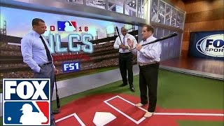 Pete Rose, Alex Rodriguez and Frank Thomas share exclusive hitting secrets | MLB Coverage FOX Sports