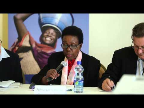 Launch Event (2 Of 2) - Building Disaster Resilience To Natural Hazards In Sub-Saharan Africa