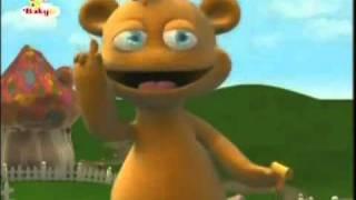 Ping and Pinga bananinha Baby TV Channel