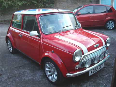 MY ROVER MINI COOPER 1275 MPI.