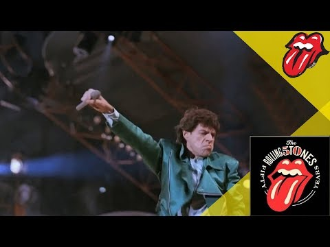 The Rolling Stones - Start Me Up - Live 1990