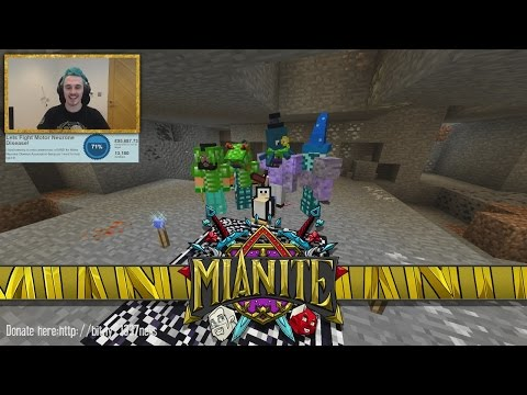 Minecraft: Mianite: BAD ASS PENGUINS! [S2:E12]
