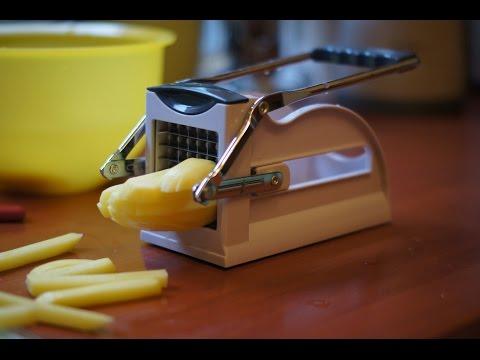 Как сделать картошку фри в домашних условиях своими руками