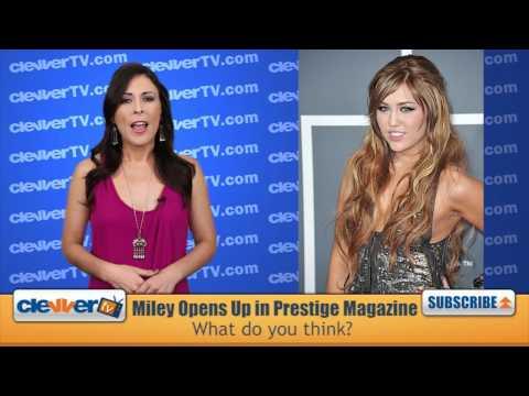 Miley Cyrus Talks Bad Girl Image in Prestige Magazine thumbnail