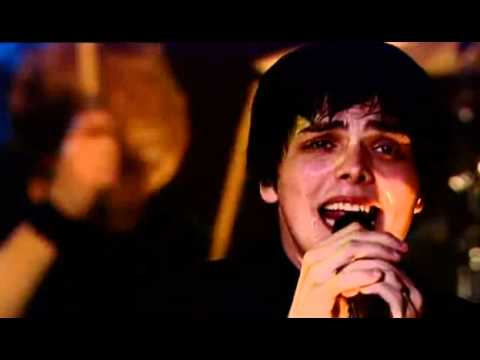 My Chemical Romance   I Don't Love You Live