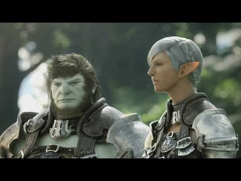 Final Fantasy XIV Video Review