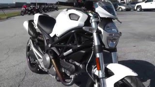 067184 - 2013 Ducati Monster 696 - Used Motorcycle For Sale