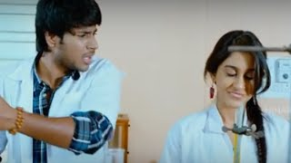 Regina Cassandra And Sundeep Kishan Comedy Scene || Routine Love Story Movie Scenes