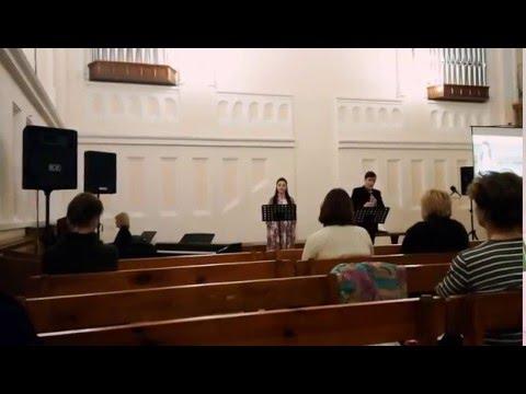 Лист Ференц - На крыльях песни (Мендельсон)