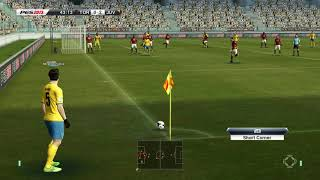 pes2013 Master League JUVENTUS 032 Torino vs Juventus Serie A Fixture 26