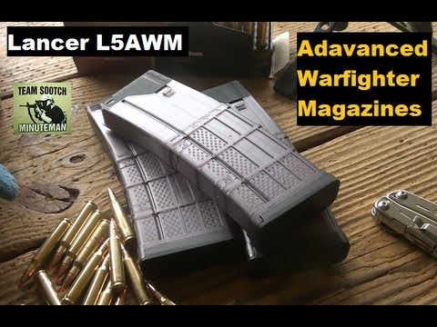 Lancer Magazine Review & Torture Test