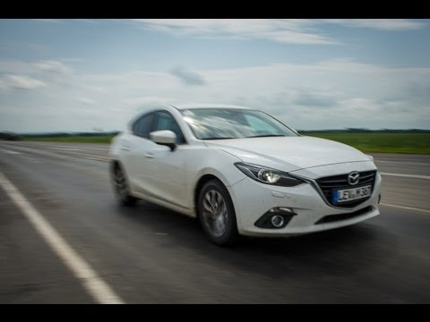 2014 Mazda3 / Mazda Review / Test / Testdrive ( Roadtrip #mazdaroute3 )