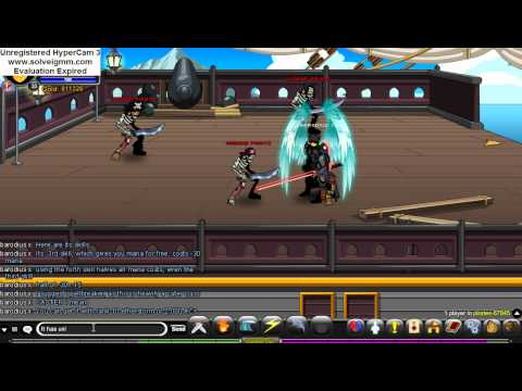 Knight-AQW: Elemental Dracomancer Class Review