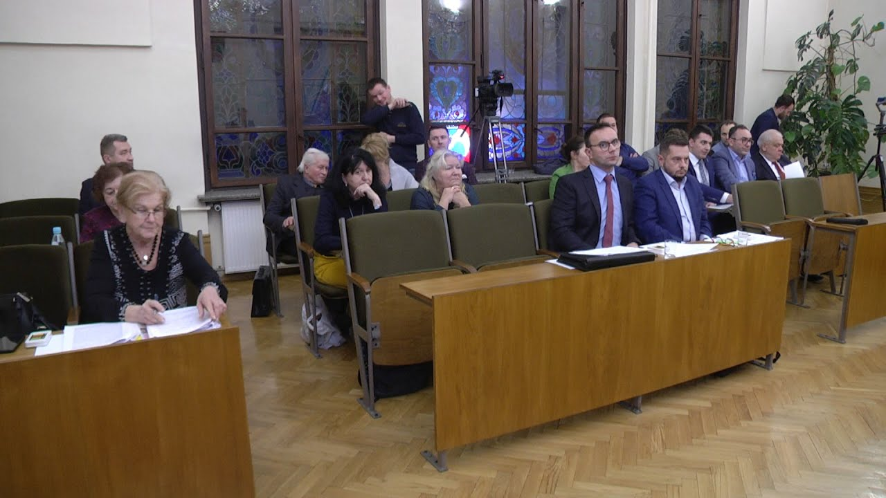 XXIII sesja Rady Miejskiej, część IV