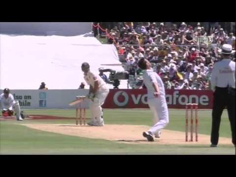 2nd Test v SA - Ponting Wicket