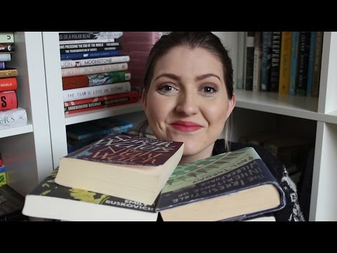 Multiple POV & Non-Chronological Narratives | Book Recommendations | VEDA Day 14