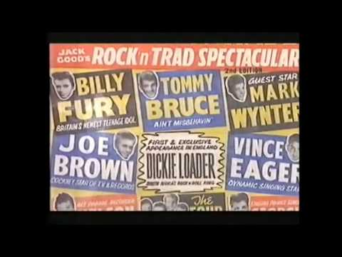 Billy Fury Documentary video