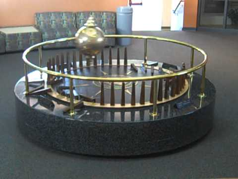 Foucault Pendulum at South Florida State College