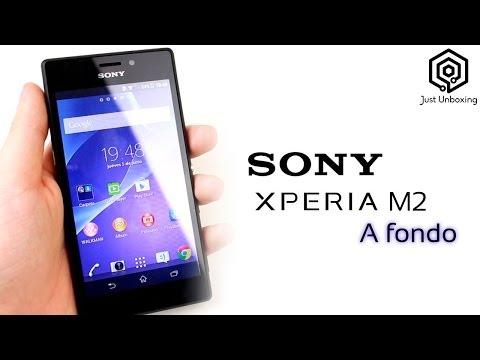 Sony Xperia M2   Análisis a fondo