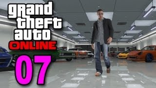 Grand Theft Auto 5 Multiplayer - Part 7 - 2v2 Action (GTA Let's Play / Walkthrough / Guide)
