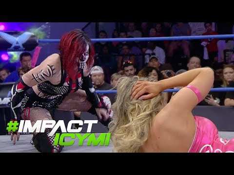 Allie Assaulted... Rosemary Changes The Game   #IMPACTICYMI May 25th, 2017