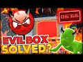 THE EVIL BOX MYSTERY SOLVED? WHAT DOES IT DO? - WHO'S YOUR DA...