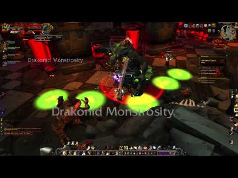 World of Warcraft 6.0.2 - UBRS Run - Team Double Dragon