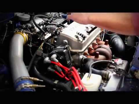 Honda Civic cylinder head removal...How to!