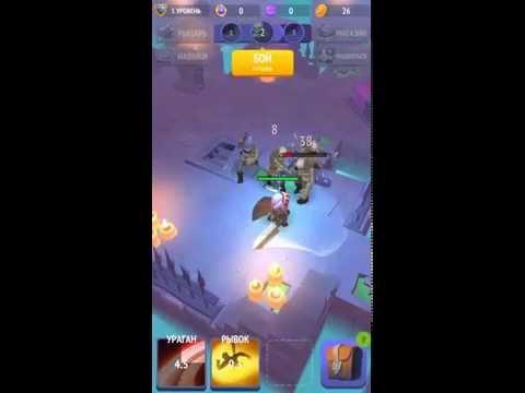 1 этаж nonstop knight обзор игры андроид game rewiew android