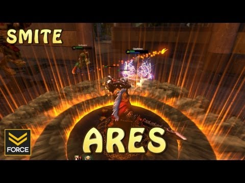 SMITE: ARES (Gameplay)