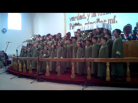 Coro de Niños Sargento aldea conferencia 2012
