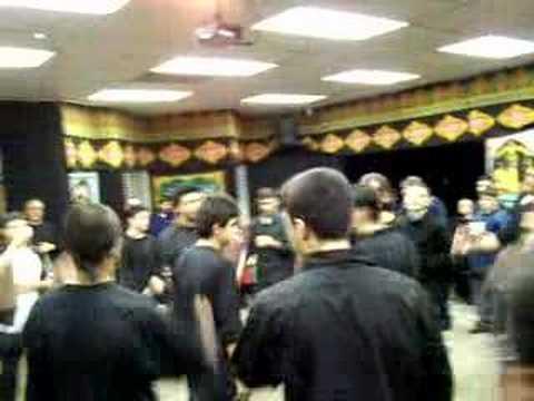 Ashura Ali Akbar Night At Alhuda Center Toronto Part 2 video