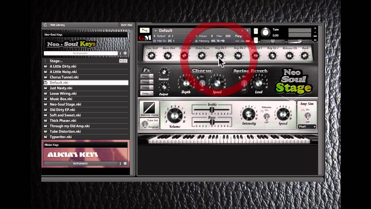 Neo Soul Wallpaper Neo-soul Keys® 3x