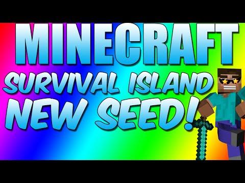Minecraft Xbox One: Best Survival Island Seed! (Minecraft Xbox One Seeds)