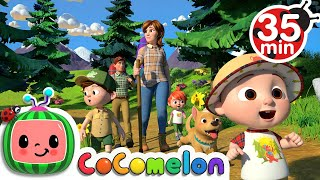 I Love the Mountains + More Nursery Rhymes & Kids Songs - CoComelon