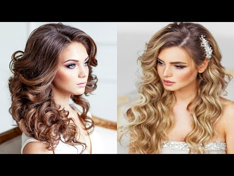 Beautiful & Easy Party Hairstyles for Girls