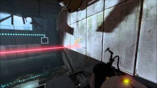 Portal 2: Walkthrough - Part 5 (Chapter 2 Lvl. 1-7) [1080p HD] (PS3/X360/PC) (Gameplay)