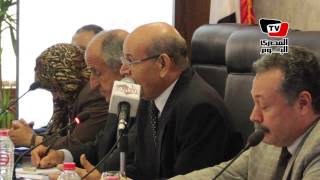 محافظ الجيزة: الجيش يساهم فى تطوير ٥ قرى بقيمة ١٤٢ مليون جنيه