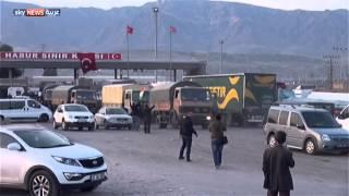 قوات من الجيش الحر تدخل كوباني عبر تركيا