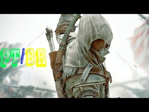 Assassins Creed 3 História de Connor Trailer Legendado (PT/BR)
