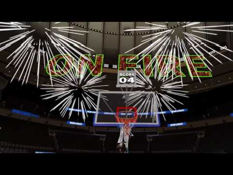 VR BASKETBALL EXPERIENCE