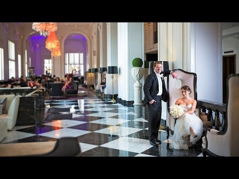 Flash modifiers wedding