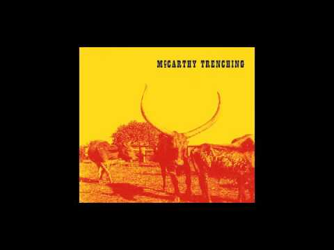 Mccarthy Trenching - Dissolution